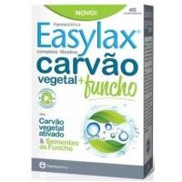 EASYLAX CARVÃO VEGETAL + FUNCHO 45 COMPRIMIDOS