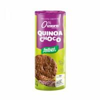 Bolachas Digestivas Quinoa e Chocolate 175 Gr