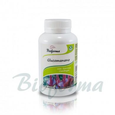 Glucomanano + Garcinia Cambogia 60 Cáps. Bioforma