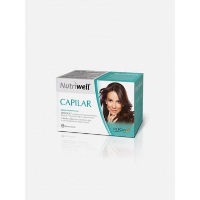Nutriwell® Capilar 60 Caps Farmodiética