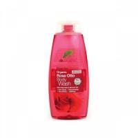 Rosa Damascena Bio Gel Duche 250 ml