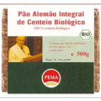 Pão Alemão Integral centeio Bio 500 g