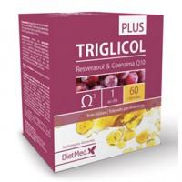 Triglicol Plus 60 Cápsulas