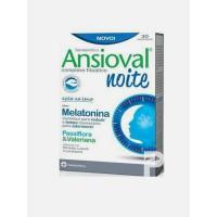 Ansioval Noite 30 comp - Farmodiética