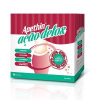 Apethin® Ação Detox 30 Ampolas Famodiética