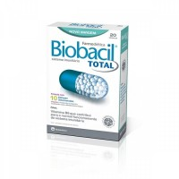 Biobacil Total 20 caps Farmodiética