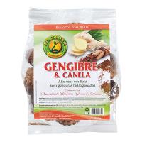 Biscoitos de Gengibre e Canela