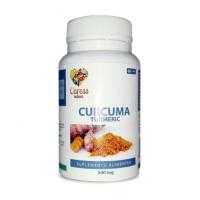 Curcuma Tumeric 500mg 60 caps Caress Natura