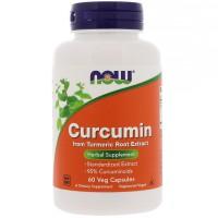 Curcumin 60 caps Now