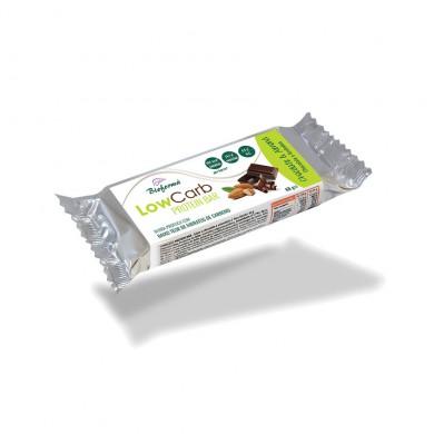Barra Low Carb Amendoim e Chocolate Bioforma