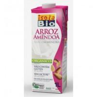 Bebida Arroz c/ Amêndoa 1LT