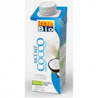 Bebida Arroz c/ Côco 250ML