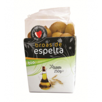 Broas Espelta c/ Azeite 220GR