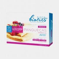 Snack Panquecas 4 saq x 28g Dieta Biotrês Farmodiética