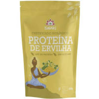 Proteina de Ervilha Bio 200gr Iswari