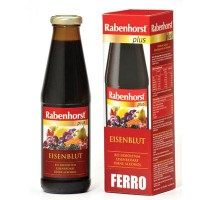 Eisenblut (Ferro) + Vitamina C e E 450 ml
