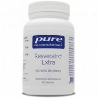 Resveratrol Extra 60 caps Pure encapsulations