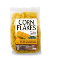 Corn flakes sem açúcar