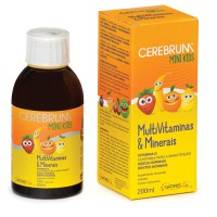 Cerebrum Mini Kids M&M 200ml