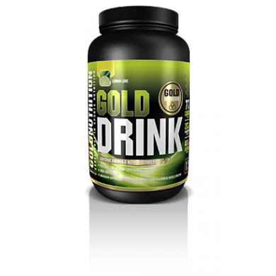Gold DrinkLimão1 KG