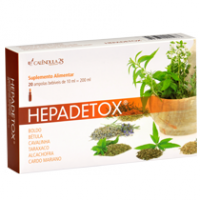 Hepadetox 20 ampx10 ml