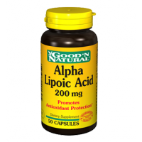 Alpha Lipoic Acid 200 mg 50 caps