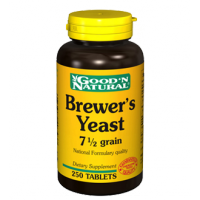 Brewer`s Yeast 250 comp
