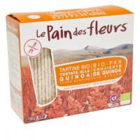 Pão Flores Quinoa s/glúten Bio 150gr