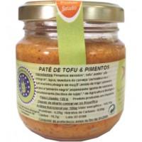PATE TOFU/PIMENTOS 125GR PROVIDA