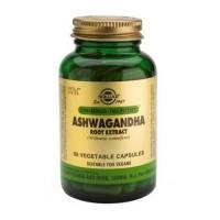 Ashwagandha extract 60 veg caps Solgar