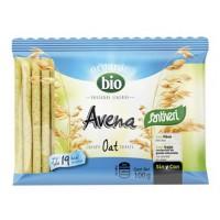 Tostas ligeiras com Aveia Bio 100gr