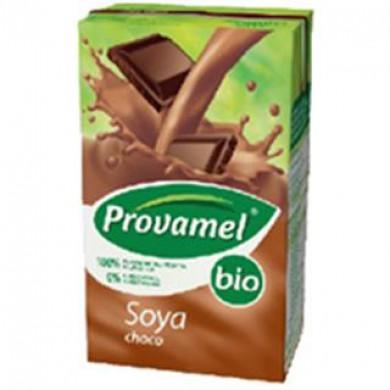 Bebida soja 250ml biológica chocolate