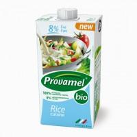 Creme cozinha arroz bio 100% vegetal 250ml