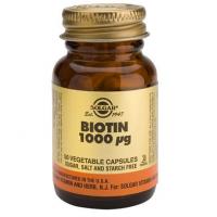 Biotin 50 cápsulas