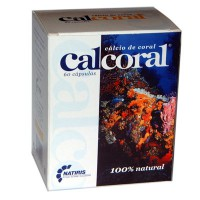 Calcoral 60 cápsulas Natiris