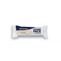 Multipower barra power chocolate branco 35g