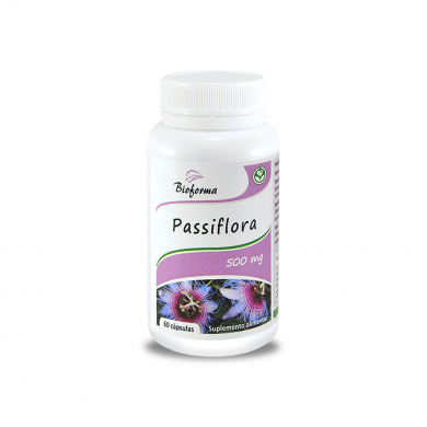 Passiflora 60 Caps Bioforma