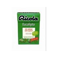 Rebuçado 50g s/ açúcar  eucalipto