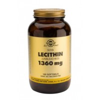 Lecitina de soja 1360mg 100caps