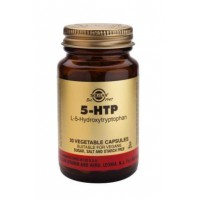 5-HTP (100mg) 30 caps vegetais Solgar
