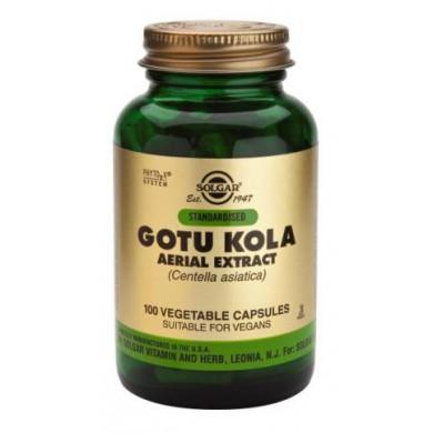 Gotu Kola (Centella Asiática) 100 caps