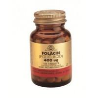 Ácido Fólico 400µg 100comp