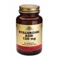Ácido Hialurónico 120mg 30comp