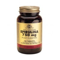 Espirulina 750mg 100comp