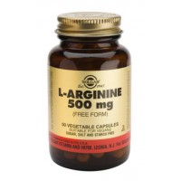 L-Arginina 500mg 50 caps